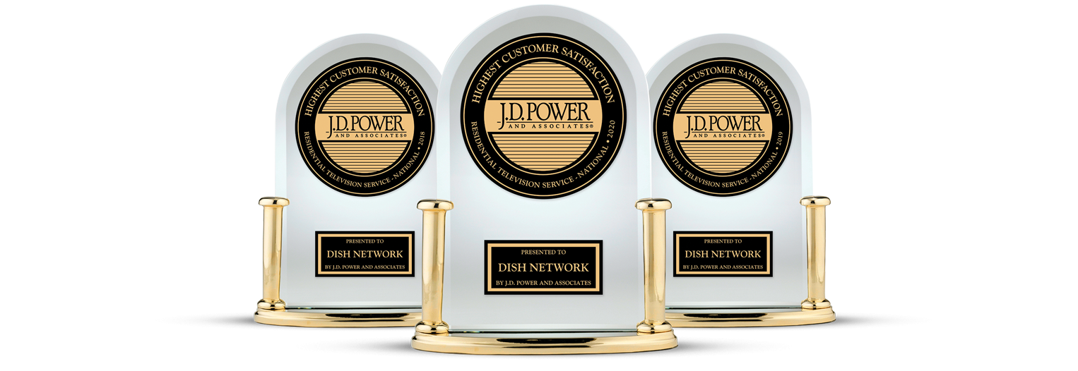 DISH Customer Satisfaction - Ranked #1 by JD Power - Cable Time in Rainsville, Alabama - DISH Authorized Retailer