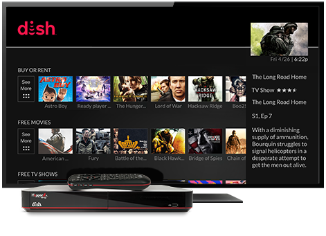 Ondemand TV from DISH | Cable Time